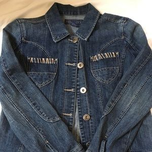 "Denim ""Jean"" Jacket"